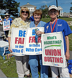 Baystate Franklin Medical Center Nurses Vote to Authorize a Three-Day Strike