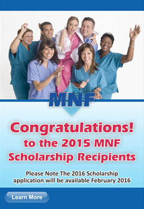 MNF Scholarship Recipients