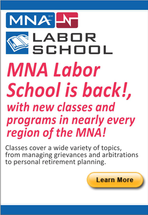 MNA Labor School is back!