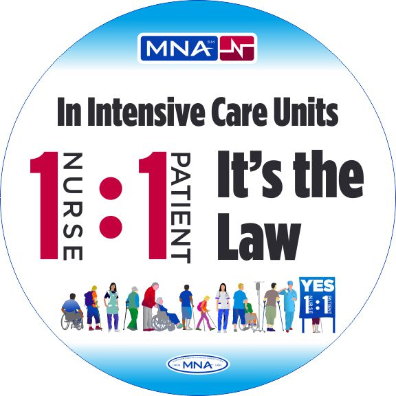 Mna launches icu law sticker campaign