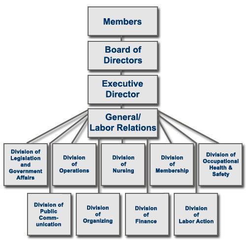 MNA Structure - About MNA - Massachusetts Nurses Association