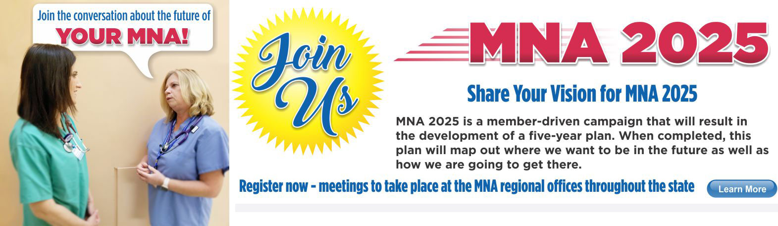 MNA 2025 - Share your vision for MNA