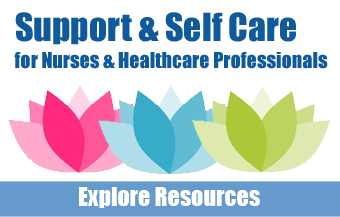 Support and self care for nurses